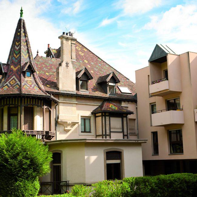 Les Jardins d'Arcadie de Dijon