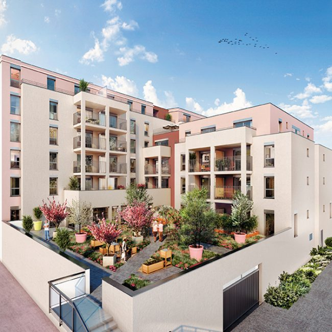 Résidence Saint-Etienne