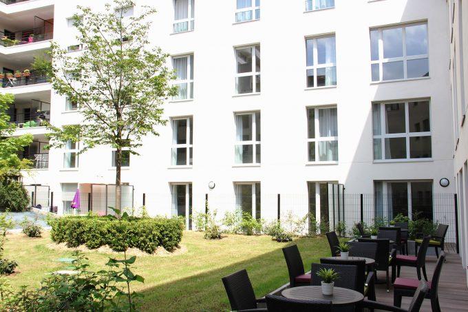 Façade de la résidence COGEDIM Club Sèvres