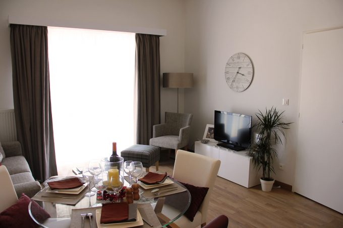 Appartement de la résidence seniors COGEDIM Club Chambéry