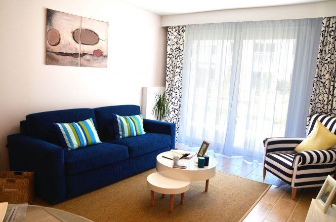 Appartement de la résidence seniors Le Domaine du Phare Bénodet