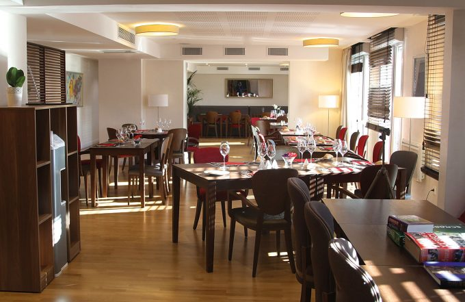 Restaurant de la résidence COGEDIM Club Cour des Lys à Sèvres