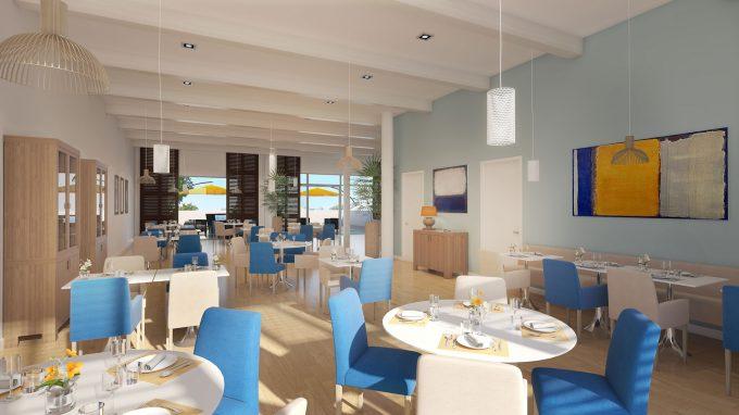 Restaurant de la résidence seniors avec services COGEDIM Club Montpellier