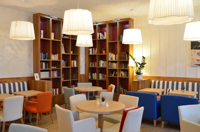 Restaurant de la résidence seniors COGEDIM Club Le Domaine du Phare Bénodet
