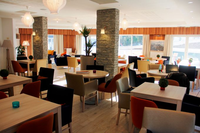 Restaurant de la résidence seniors COGEDIM Club Arpitania Chambéry